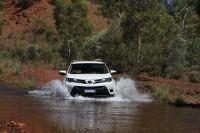 Floded way   Flooded path, Way to Kalgan Pool