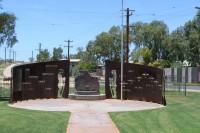 Memorial war victims