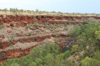 Rocks and valley | Karijini national park