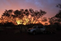 Sunset | Karijini national park