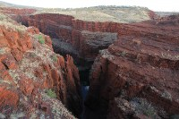 Karijini national park, Pilbara region | Second largest national park in Western Australia
