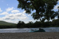 Bystraya River | Resting