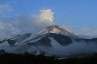 Stil activ Avacha Volcano | Fume