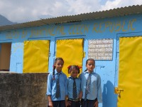 Shool, Pancha Kochi | Repaired toilets shanti nepal