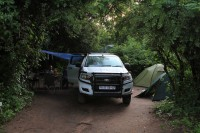 Camping site | Chobe Safari lodge, National Park Chobe
