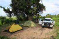 Ihaha campsite | National Park CHobe