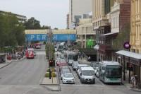 Main street in Perth