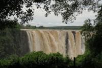 The main waterfall | Zimbabwe, Victoria falls