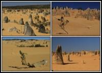 The pinacles desert   Ancient desert sculptures, Nambung National Park