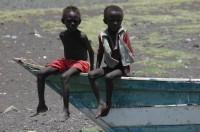 Turkana children