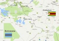 Places visited | Botswana and Zimbabwe