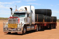 Truck tires | Transportation wheels for mining machines